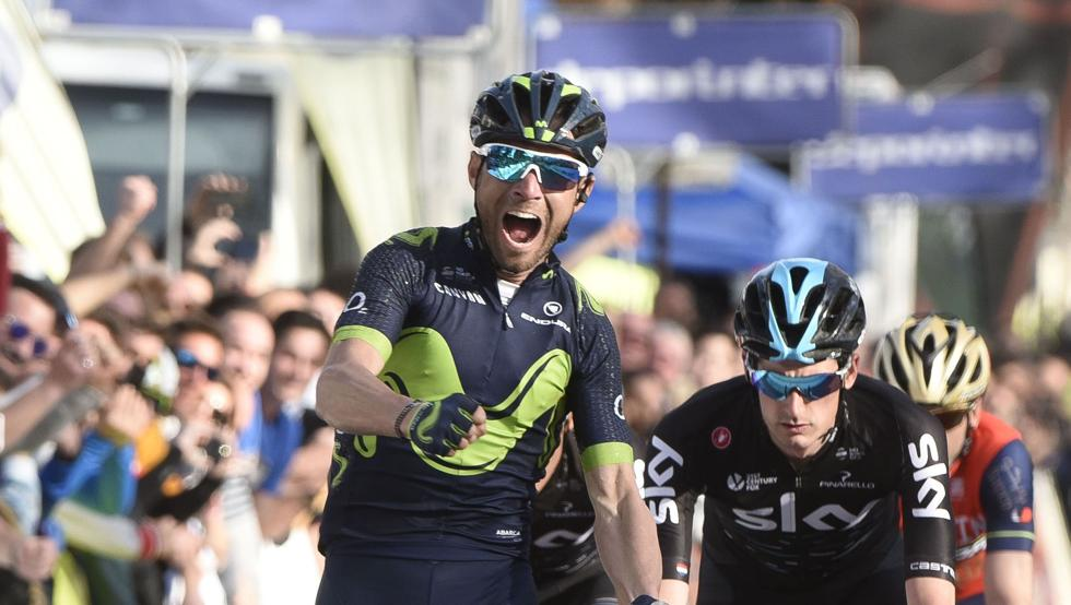 Valverde aims for more after achieving 100 career victories