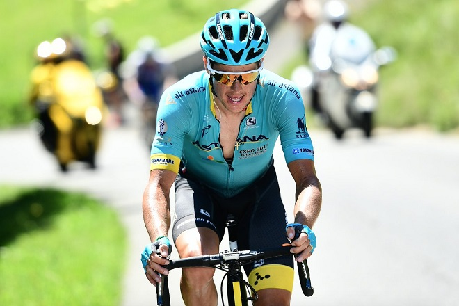 Jakob Fuglsang (Astana) takes stunning Dauphine win after dramatic final stage