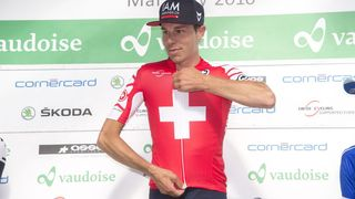 Swiss champion signs for Team Roth